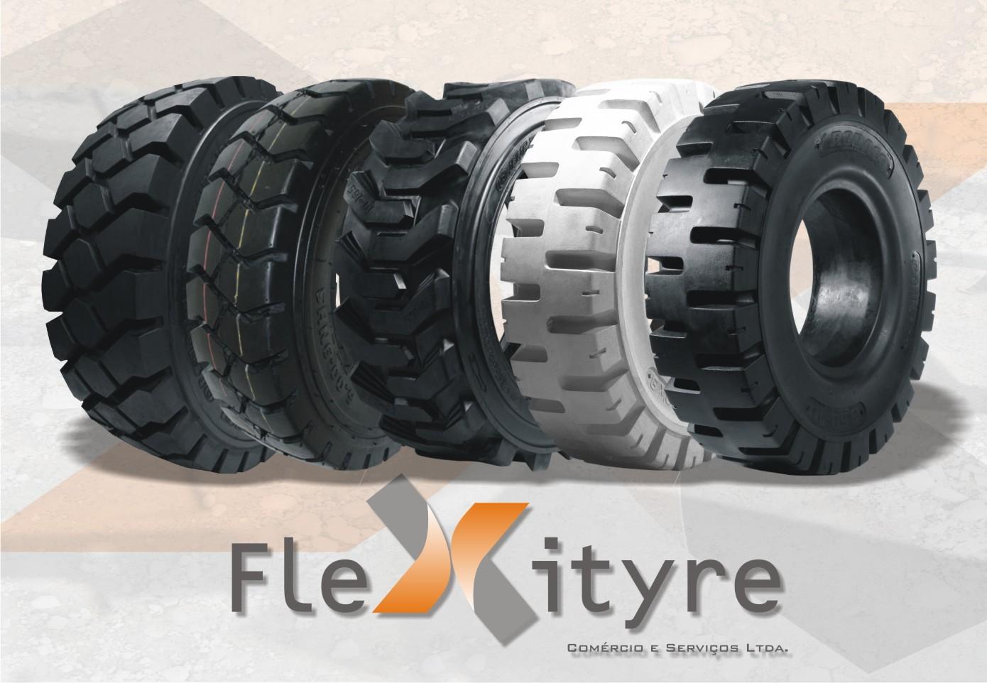 Pneus Flexityre